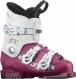 Горнолыжные ботинки Salomon T3 RT Girly pink/white (2021) 1