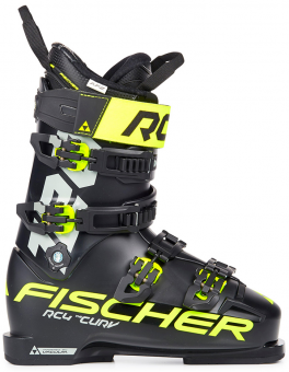 Ботинки горнолыжные RC4 The Curv 120 VFF black (2020)