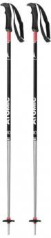 Палки горнолыжные Atomic Rental Alu Black/Silver (2021)