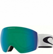 Маска горнолыжная Oakley Flight Deck XM Matte White/Prizm Jade Iridium (2021)