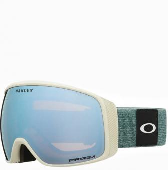 Горнолыжная маска Oakley Flight Tracker XL heathered grey balsam/prizm snow sapphire iridium