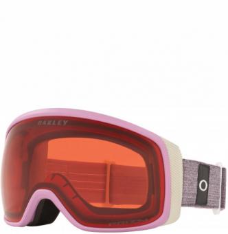 Маска горнолыжная Oakley Flight Tracker XM Heathered Lavender Grey/Prizm Snow Rose (2021)