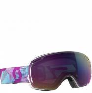 Маска горнолыжная Scott LCG Compact (фиолетовый/enhancer teal chrome) (2021)