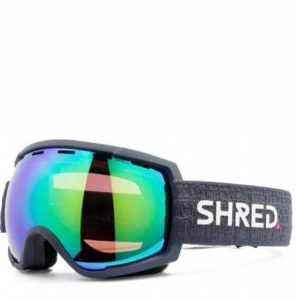 Маска Shred Rarify grey - CBL Plasma Mirror (VLT 15%)+CBL Sky Mirror (VLT 45%) (2020)