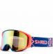 Маска Shred Simplify Bigshow navy/rust - CBL Hero Mirror (VLT 14%) + CBL Sky Mirror (VLT 45%) (2020) 1