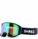 Маска Shred Simplify black 1