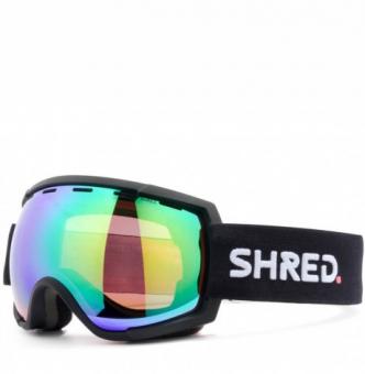 Маска Shred Rarify Black - CBL Plasma Mirror (VLT 15%) (2021)