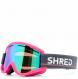Маска Shred Nastify pink - CBL Plasma Mirror (VLT 16%) + Caramel (VLT 53%) (2020) 1