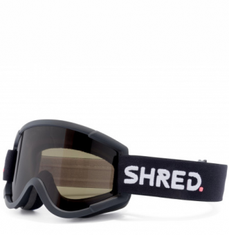 Маска Shred Nastify MTB Black-CBL Green + Clea (2020)