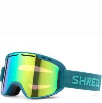 Маска Shred Nastify Aqua - CBL Plasma Mirror (VLT 16%) (2020)