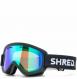 Маска Shred Wonderfy Black - CBL Plasma Mirror (VLT 16%) (2021) 1