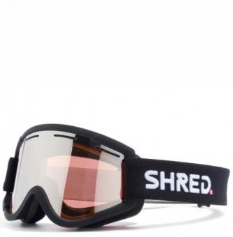 Маска Shred Nastify Black - Low Light Silver (VLT 52%) (2021)