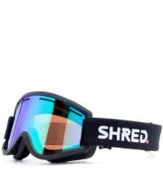 Mаска Shred Nastify Black - CBL Plasma Mirror (VLT 16%) (2021)