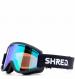 Mаска Shred Nastify Black - CBL Plasma Mirror (VLT 16%) (2021) 1