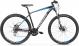 Велосипед Kross Level 2.0 (2021) Black/Blue/White Glossy 1