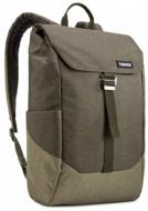 Рюкзак городской Thule Lithos Backpack 16L forest