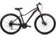 Велосипед Aspect Alma 27.5 (2021) черно-фиолетовый 1