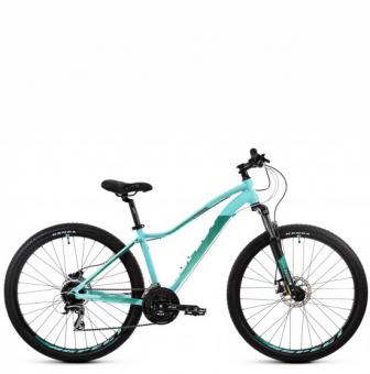 Велосипед Aspect Alma 27.5 (2021) зеленый
