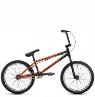 Велосипед Aspect Street 20 (2021) черно-медный
