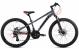 Подростковый велосипед Aspect Winner 24 (2021) серый 1
