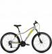 Велосипед Aspect Oasis 26 (2021) серо-желтый 1