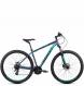 Велосипед Aspect Nickel 29 (2021) сине-зелёный 1