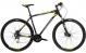 Велосипед Kross Hexagon 5.0 (2022) black/graphite/lime matte 1