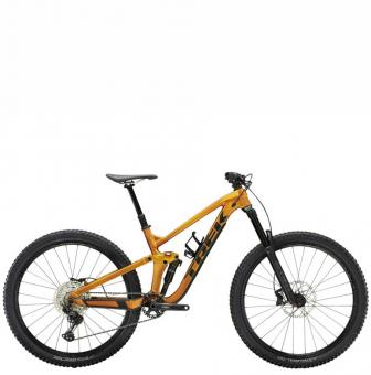 Велосипед Trek Slash 7 (2022) Factory Orange