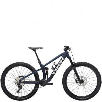 Велосипед Trek Fuel EX 9.7 (2022) Carbon Blue Smoke
