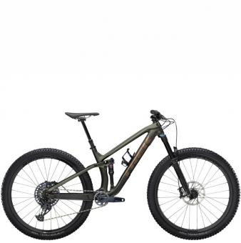 Велосипед Trek Fuel EX 9.8 GX (2022) Satin Black Olive