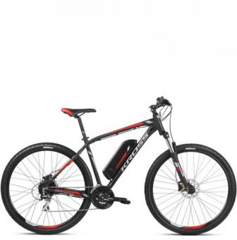 Электровелосипед Kross Hexagon Boost 1.0 (2022)