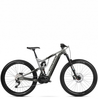Электровелосипед Kross Soil Boost 1.0 630 (2022)