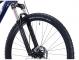 Велосипед Kross Level 4.0 (2021) Navy blue/White gloss 8