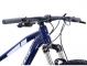 Велосипед Kross Level 4.0 (2021) Navy blue/White gloss 7