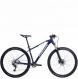 Велосипед Kross Level 4.0 (2021) Navy blue/White gloss 1