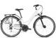 Велосипед Kross Trans 3.0 (2022) White/Gray gloss 1