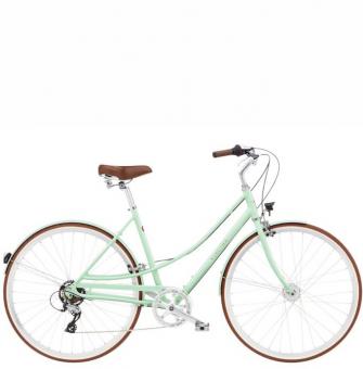 Велосипед Electra Loft 7D EQ Step-Thru (2022) Seafoam