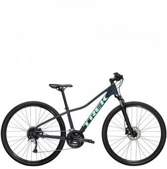 Велосипед Trek Dual Sport 3 (2021) Nautical Navy