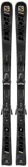 Горные лыжи Salomon E S/Force Bold + Z12 GW (2022)