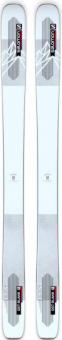 Горные лыжи Salomon QST Blank White/Lightgrey (2022)