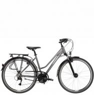 Велосипед Kross Trans 4.0 (2021) Graphite/Black glossy