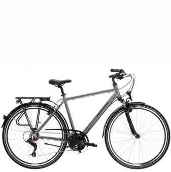 Велосипед Kross Trans 2.0 (2021) Graphite/Black glossy