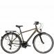 Велосипед Kross Trans 2.0 (2021) Khaki/Black mat 1