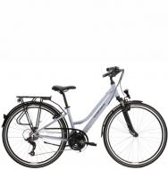 Велосипед Kross Trans 2.0 D (2021) Gray/Black mat