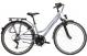 Велосипед Kross Trans 2.0 D (2021) Gray/Black mat 1