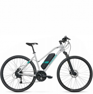 Электровелосипед Kross Evado Hybrid 1.0 D (2022)