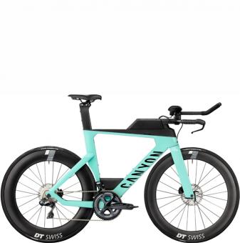 Велосипед Canyon Speedmax CF 8 Disc Di2 Non Mint