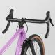 Велосипед Canyon Grizl CF SLX 8 eTap Suspension Grape Explosion 7