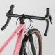 Велосипед гравел Canyon Grizl CF SL 8 Suspension WMN Wildberry Splatter 5