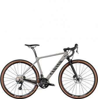 Велосипед гравел Canyon Grizl CF SL 8 Suspension WMN Earl Grey